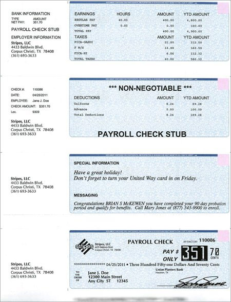 direct deposit vs paper check cost When you land a job, you must decide how you want to get paid you might have the option to choose between direct deposit and paper check an august 2013 article.